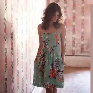 Anthropologie Moulinette Soeurs Floral Dress 6